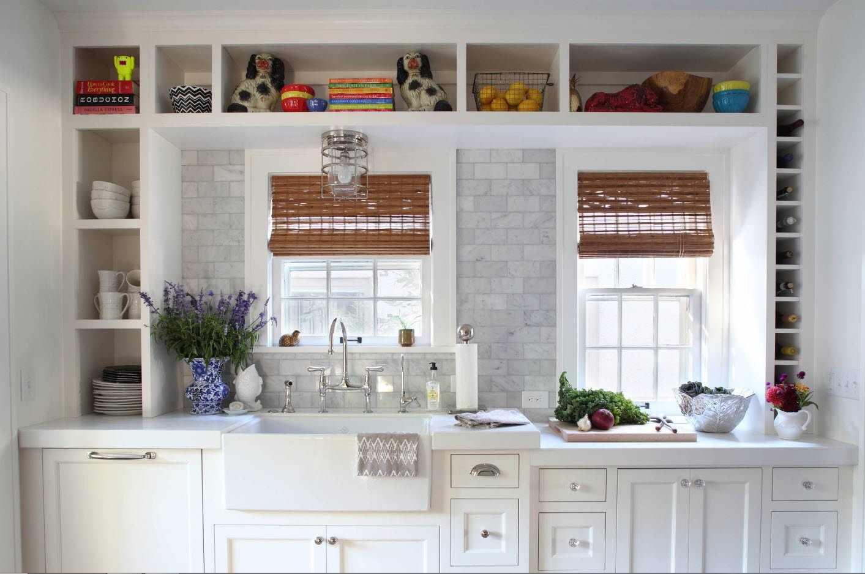Нестандартные места хранения на кухне