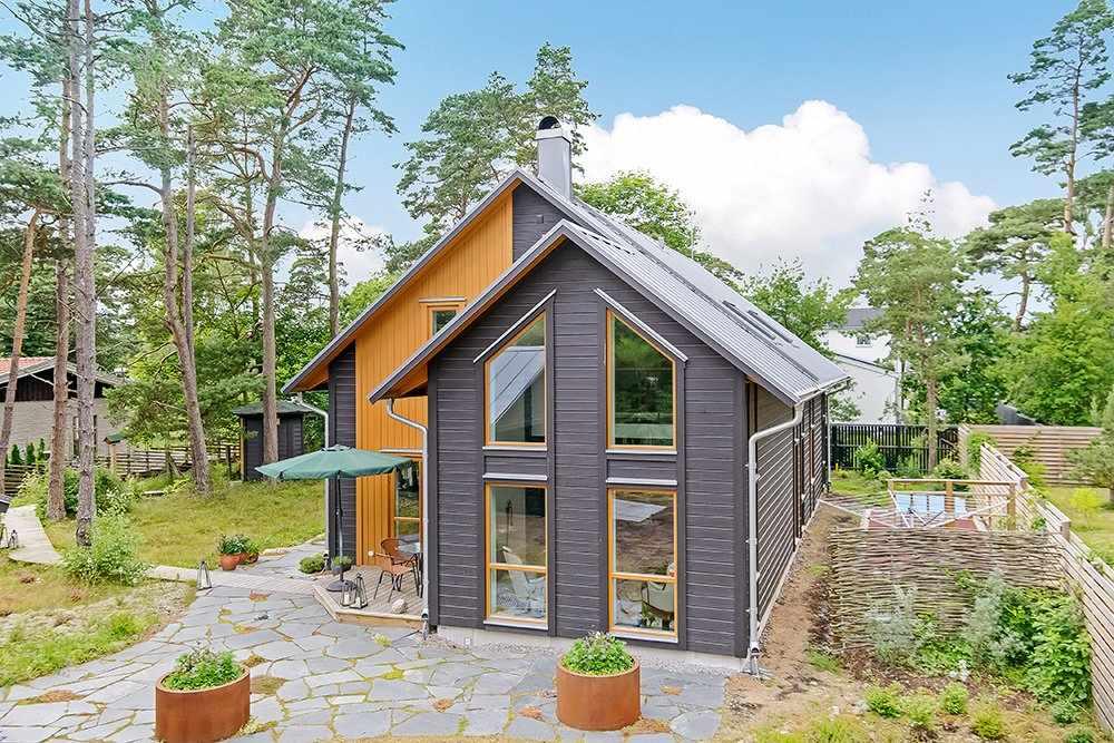 Окна и двери скандинавского дома