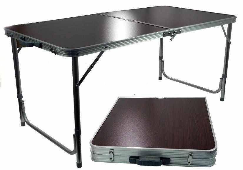 Походный стол-чемодан