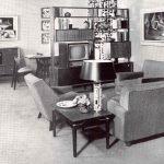 Гостиная в стиле 80-х