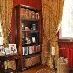 Винтажная мебель в доме