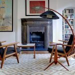 Декор мебели в стиле ретро