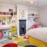 Мебель в интерьере современной детской