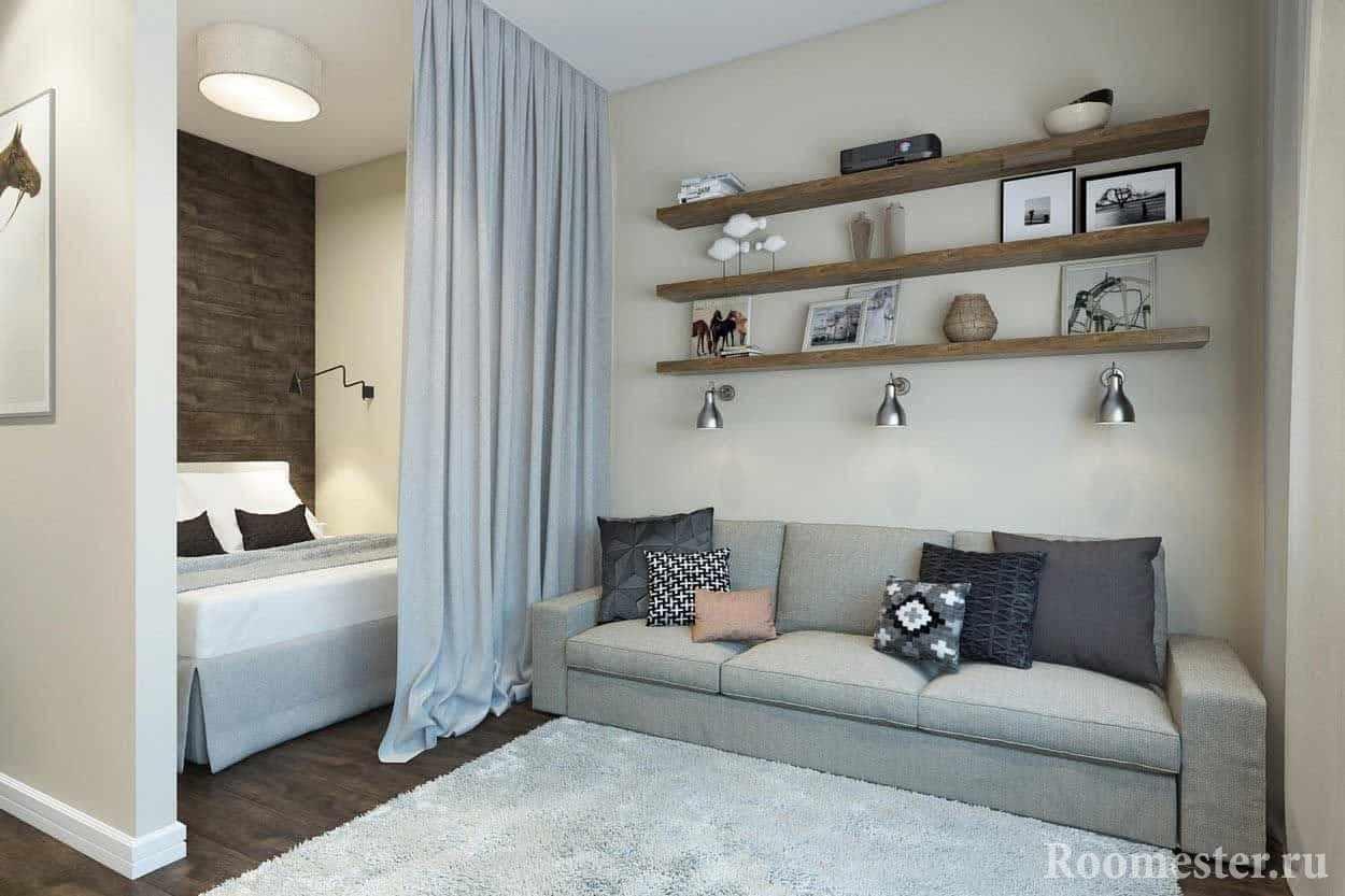 Отдельное спальное место