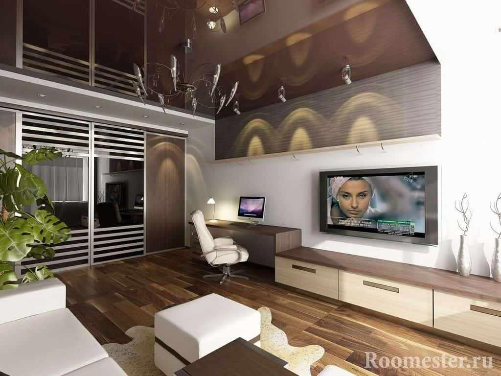 Цветовое решение в дизайне квартиры