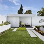 Белый цвет в ландшафтном дизайне