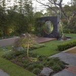Современный стиль дизайна сада