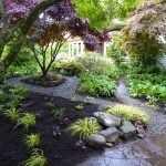 Английский стиль в дизайне сада