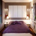 Спальня 6 кв. м. в частном доме