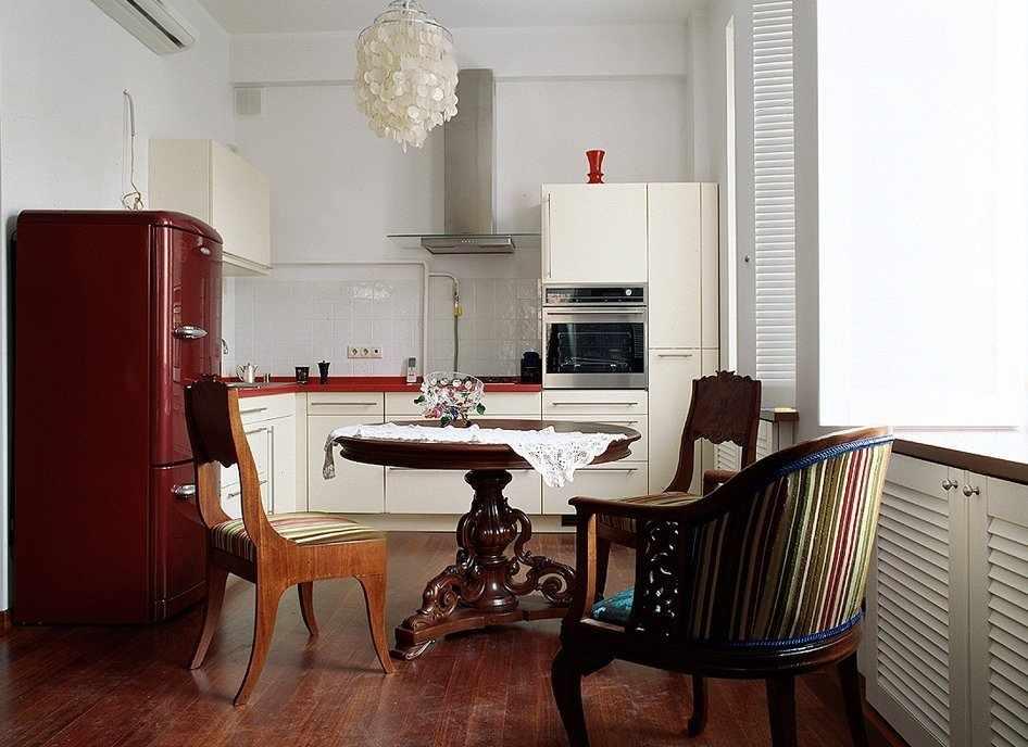 Кухня в стиле сталинский ампир
