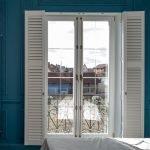 Шаттерсы для панорамного окна