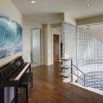 Картина над пианино