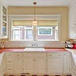 Мебель для кухни в стиле 60-х