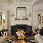 Комната с красивой мебелью
