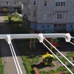 Сушилки на балкон наружного типа