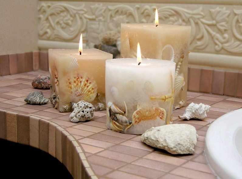Основа свечи