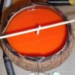 Оранжевій воск
