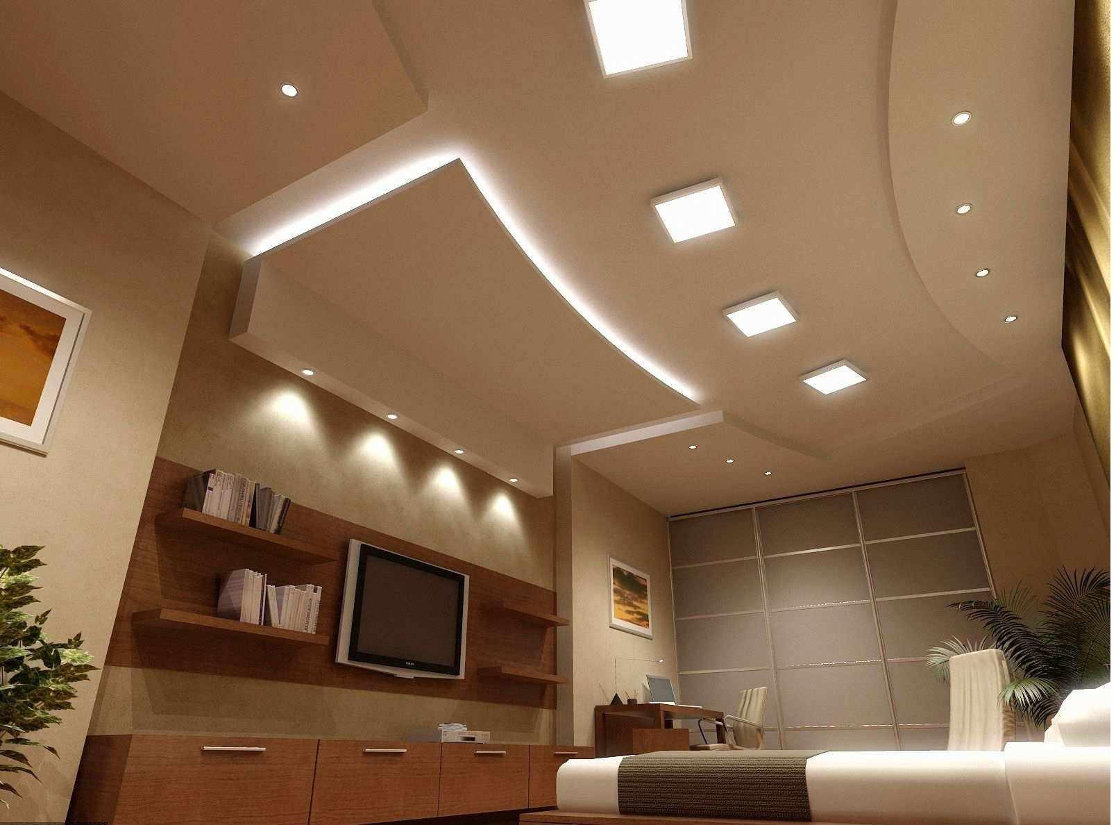 Квадратные светильники