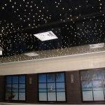 Оптоволоконные нити для натяжного потолка