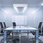 LED-освещение в офисе