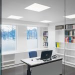LED-освещение в кабинете