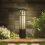Светильник для дизайна сада