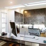 Белый цвет в дизайне комнаты