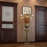 Двери в стиле борокко