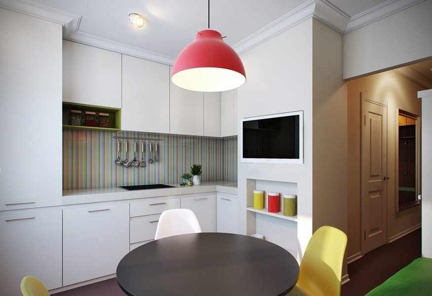 Дизайн брежневской кухни