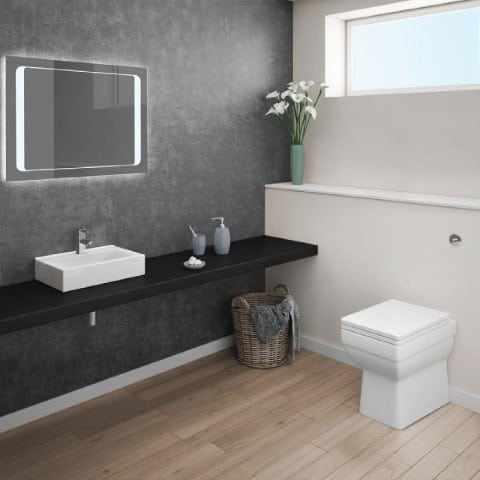 оформление стен в ванной