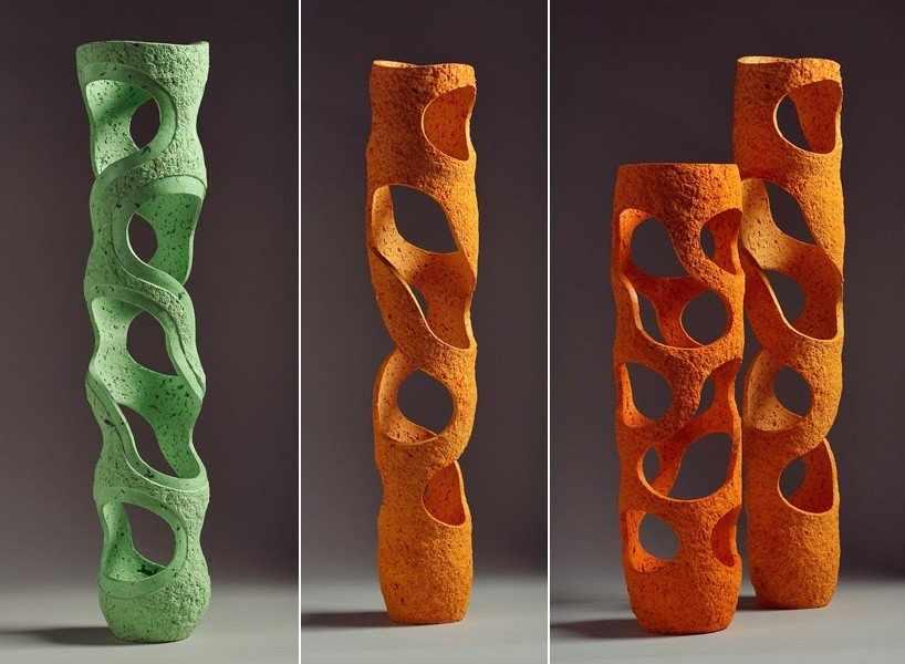 Необычные вазы