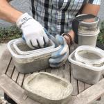 Формы из пластиковых контейнеров