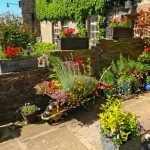 Украшение загородного дома