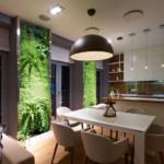 Озеленение кухни