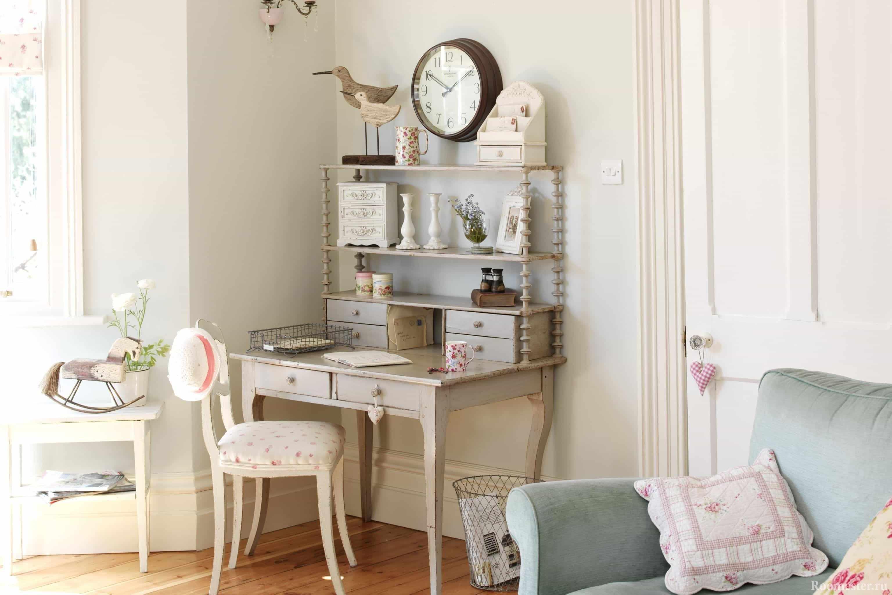 Предметы интерьера для создания винтажного стиля дома