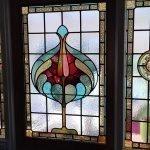 Окна с витражным оформлением