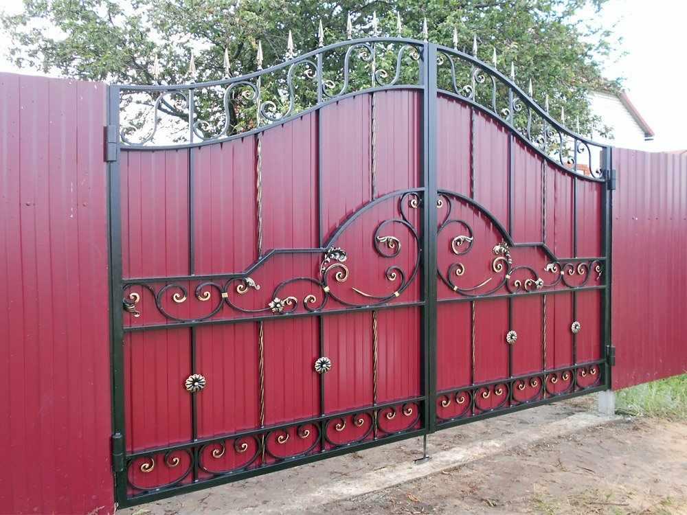 Вариант ворот