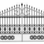 Орнаменты для ворот