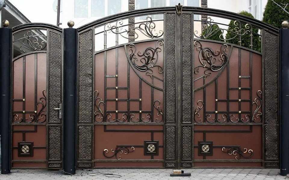 Уход за воротами