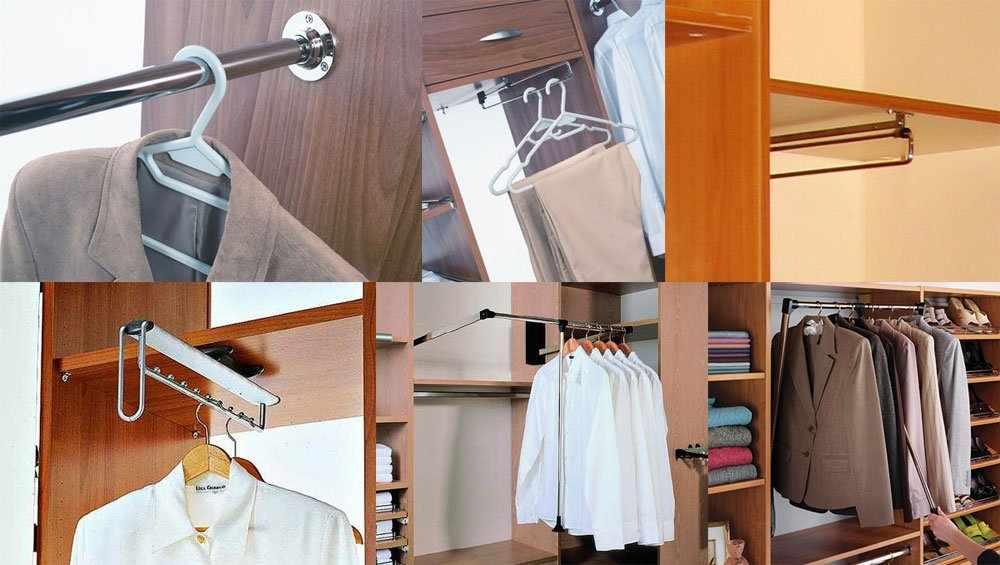 Оформление шкафа