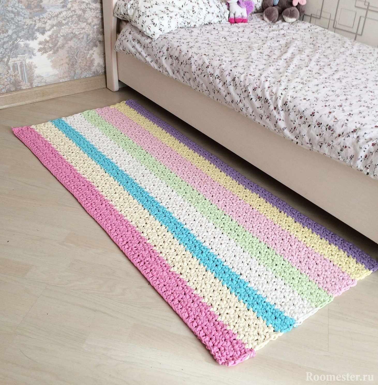 Прикроватный коврик