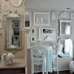 Зеркала в разных оправах