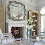 Интерьер с шикарной мебелью